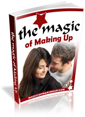The Magic Of Making Up. Articles, Tips and Videos on how to get your ex back and win your way back into their hearts, mind and soul. For ex boyfriend, ex girlfriend, ex wife and ex husband break ups.